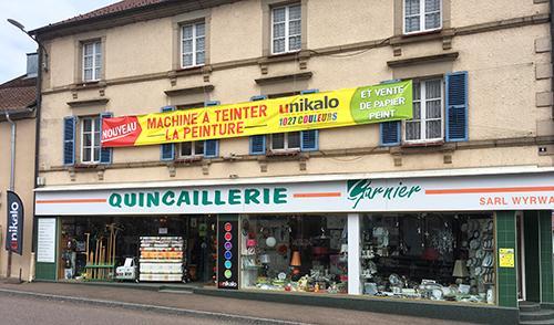 Quincaillerie Garnier